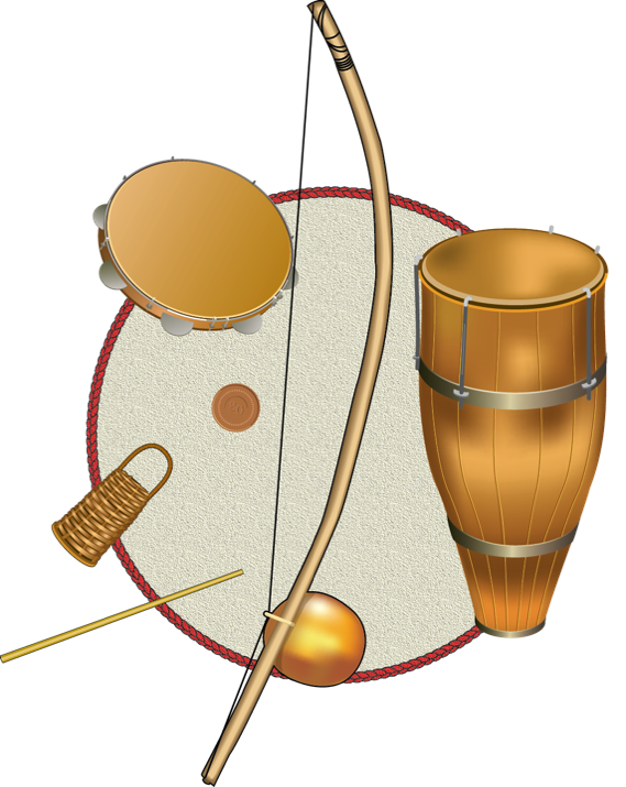 instruments-in-sand